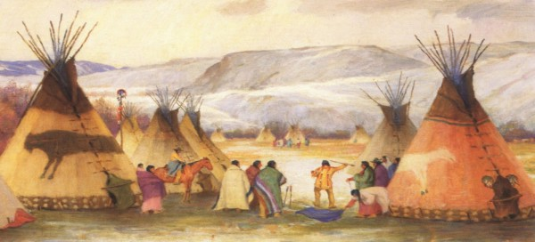 Facts about the Blackfeet