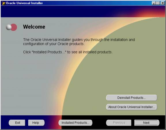 Setup of Oracle Client