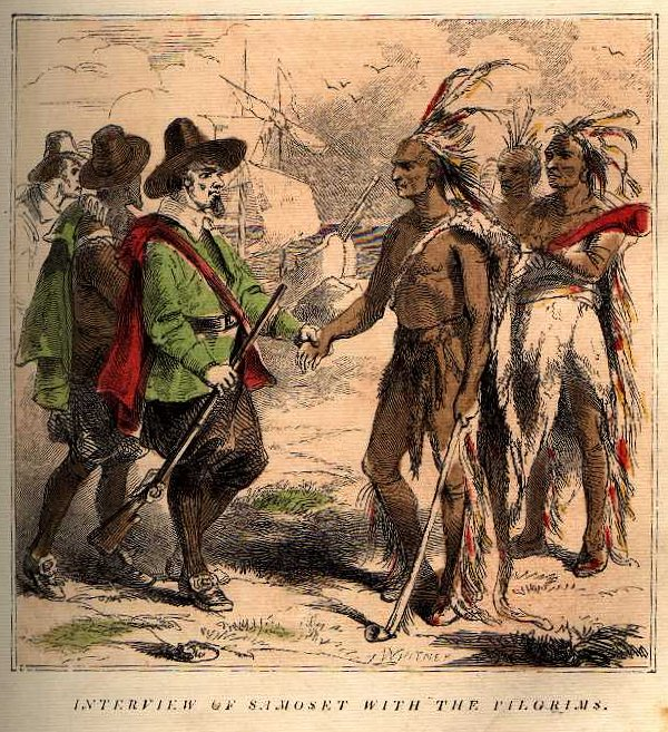 puritans vs native americans essays